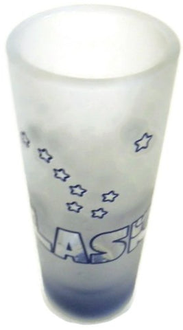 """Big Dipper"" Alaskan Motif Frosted Shooter 1.5 Oz."