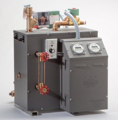 Amerec 9006-241 N/A AI 24KW Single Unit 240V 1 Phase Commercial Steam Boiler from the AI Series 9006