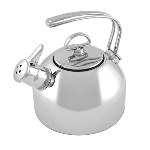 1.8 Quart, Durable Stainless-Steel Classic Teakettle