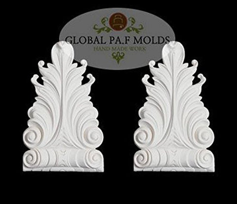1 Piece Handmade Silicone Mold /Cake Decoration Mould/ Vintage Trims Mold 5456522