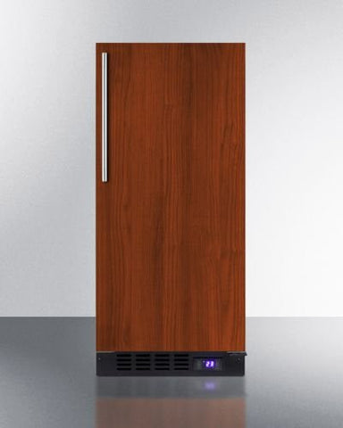 15 inch Wide Frost-Free Freezer with Integrated Door Frame