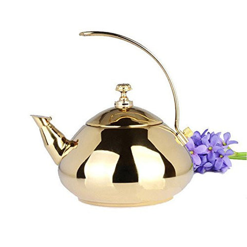 1.5l Selectable Stainless Steel Water Kettle Creative Pot Kitchenware Tools