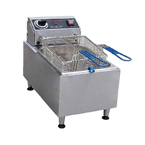 10 Lb. Oil Capacity Fryer 1 Each