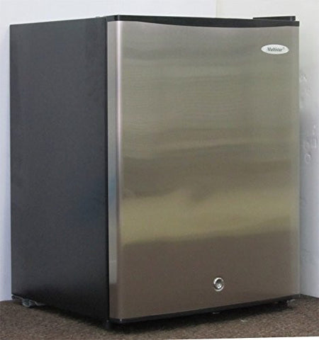 220-240 Volt / 50 Hz, Multistar?? MS70SS Compact Refrigerator, FOR OVERSEAS USE ONLY, WILL NOT WORK IN THE US