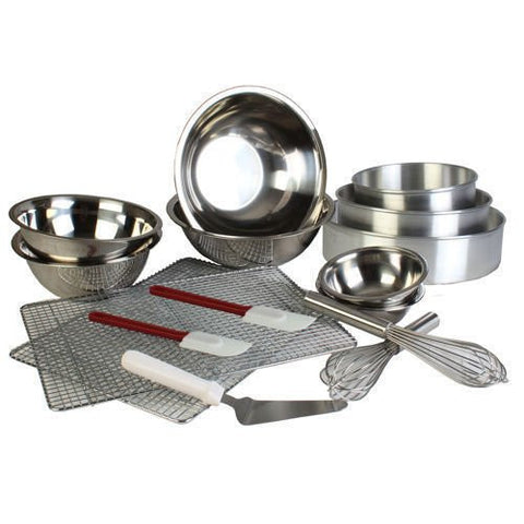 (Ship from USA) Restaurant Essentials Cake Bundle 16 Piece Set FREE SHIPPING /ITEM NO#I-86/Q-UI754387973