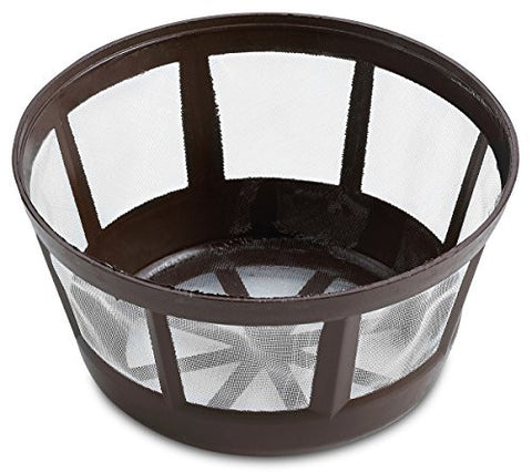 2 Pack Reusable Coffee Filter Plastic - For Coffee Maker And Coffee Brewer - By Kitch N' Wares