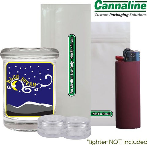 """Blue Dream"" Stash Jar Bundle"