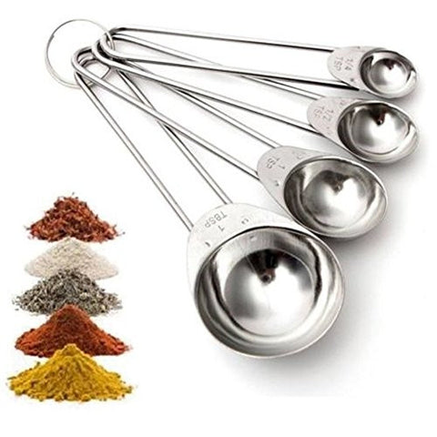 4 in 1 Stainless Steel Coffee Scoops