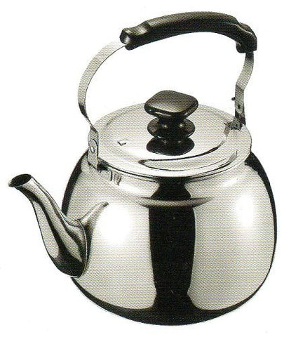 18-8 Stainless Steel Big Kettle 4.0L?__japan import?__