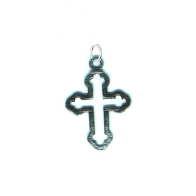 CP1 - Small Cross Pendant