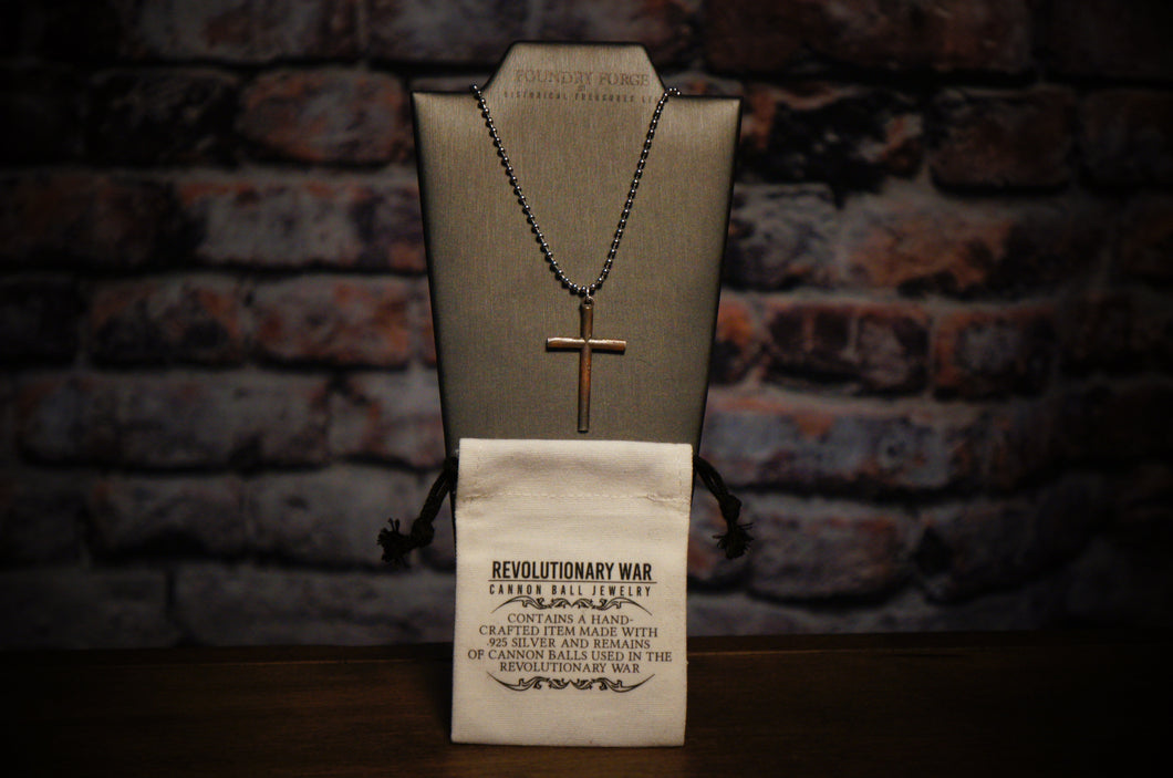 MP3 - Cross Medium Pendant