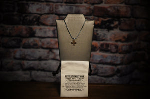 CP2 - Small Pirate Style Cross Pendant