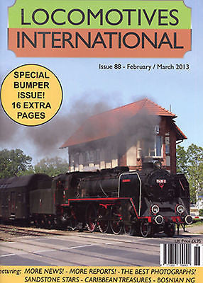 LOCOMOTIVES INTERNATIONAL ISSUE 88