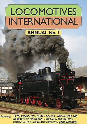 Locomotives International Annual No. 1