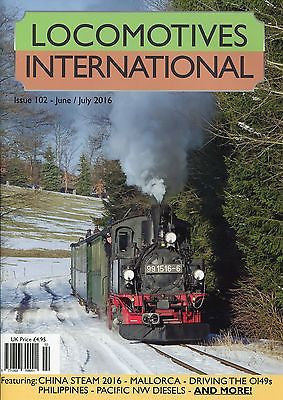 LOCOMOTIVES INTERNATIONAL ISSUE 102