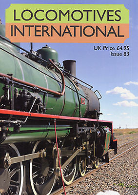 LOCOMOTIVES INTERNATIONAL ISSUE 83