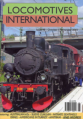 LOCOMOTIVES INTERNATIONAL ISSUE 98