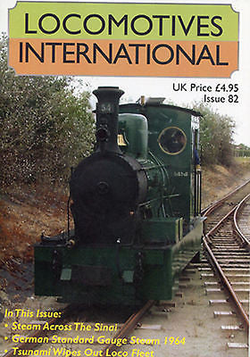 LOCOMOTIVES INTERNATIONAL ISSUE 82