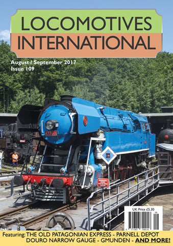 LOCOMOTIVES INTERNATIONAL ISSUE 109