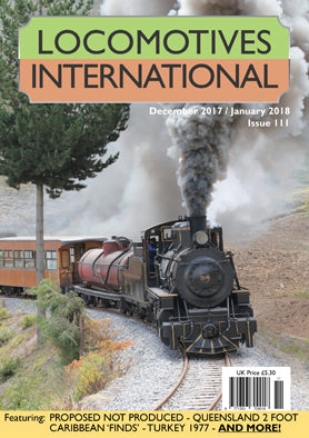 LOCOMOTIVES INTERNATIONAL ISSUE 111