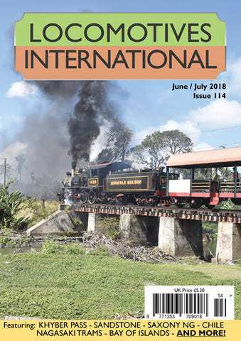 LOCOMOTIVES INTERNATIONAL ISSUE 114