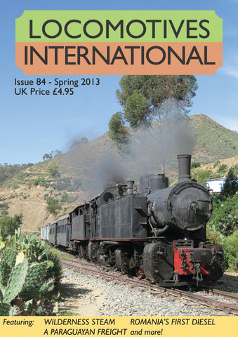 LOCOMOTIVES INTERNATIONAL ISSUE 84