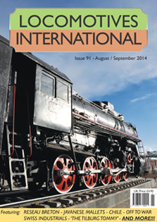 LOCOMOTIVES INTERNATIONAL ISSUE 91