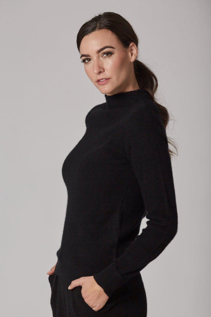 4ee240e5bb22 Women s Cashmere Turtleneck Sweater