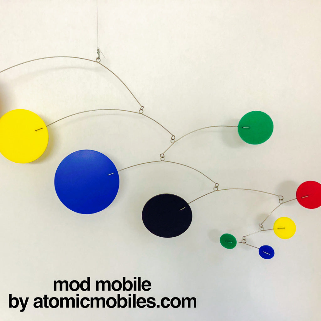 Bold Colors - MOD Mobile by AtomicMobiles.com