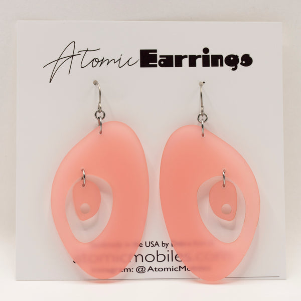 Atomic Earrings by AtomicMobiles.com