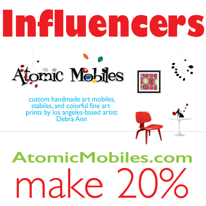NEW Atomic Mobiles Influencer Program