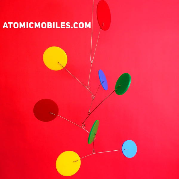 Exuberant Mobile by AtomicMobiles.com