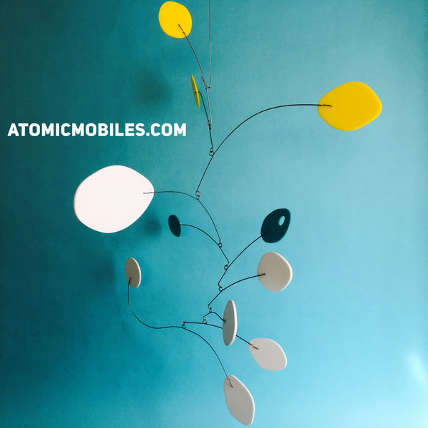The MCM Mid Century Modern Art Mobile by AtomicMobiles.com