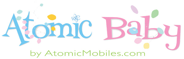 Atomic Baby Mobiles by AtomicMobiles.com