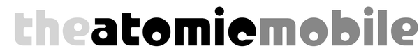 The Atomic Mobile logo by AtomicMobiles.com
