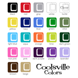 "COOLSVILLE 11"" Room Divider Kit"