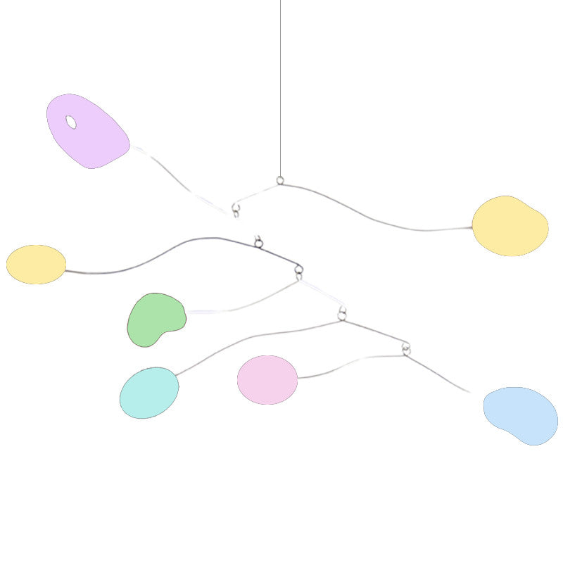 Baby Atomica Baby Mobile - Nursery Decor - Color A - by AtomicMobiles.com