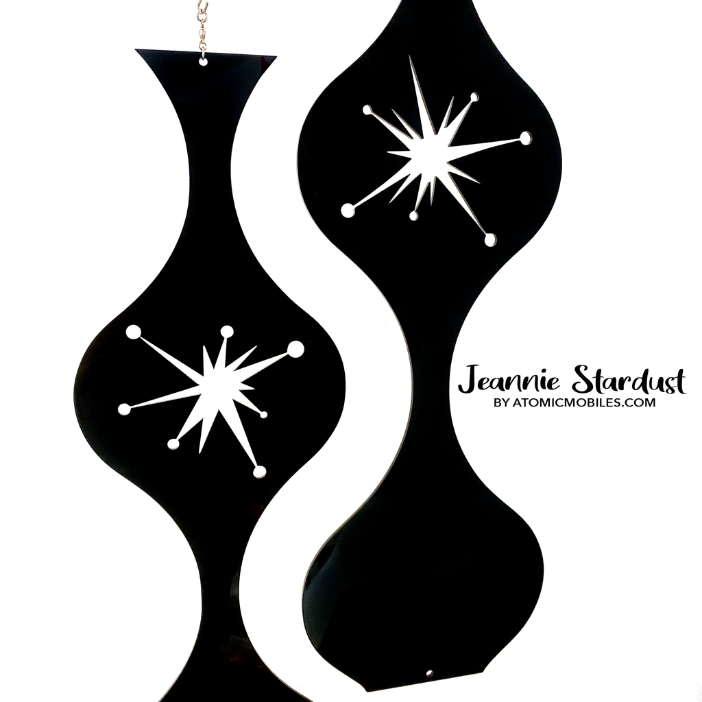 Jeannie Stardust Retro Mobiles - DIY Kit