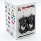 Modern Bliss Atomic Earrings by AtomicMobiles.com