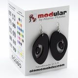 Modernist Atomic Earrings by AtomicMobiles.com