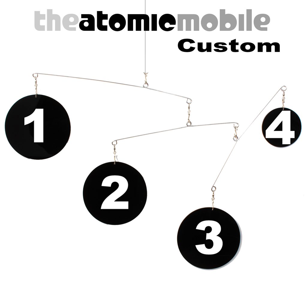 The Atomic Mobile - Custom DIY Kits