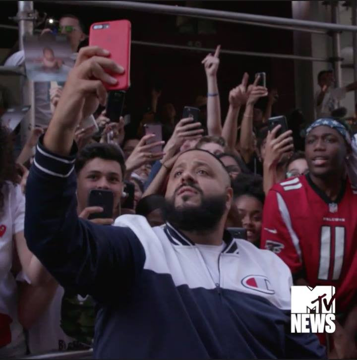 """We the best!"" A look at DJ Khaled's unparalleled relationship with his fans."
