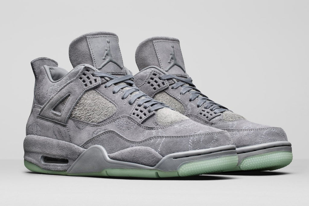 KAWS and #Nike just confirmed the Jordan 4 release date