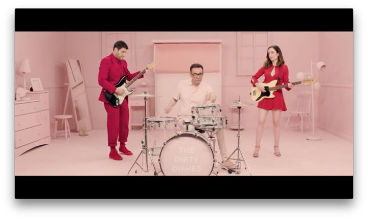 A Zoe Lister-Jones, Adam Pally & Fred Armisen music video debut!