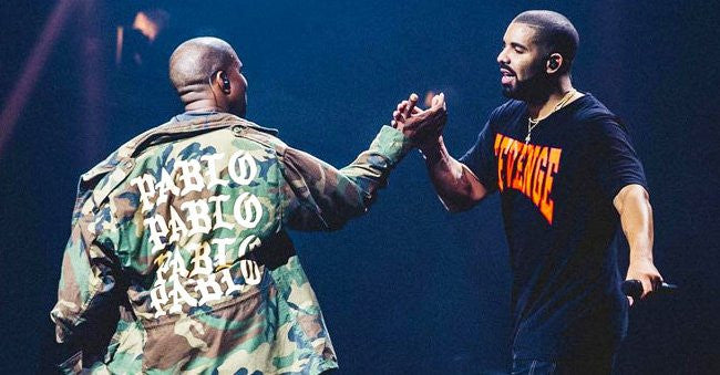 The full production credit's for #Drake's just-released #MoreLife include #KanyeWest &  …