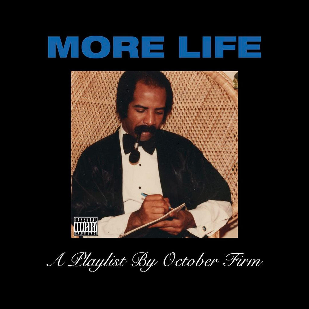 .#Drake's #MoreLife is now streaming! Listen here:
