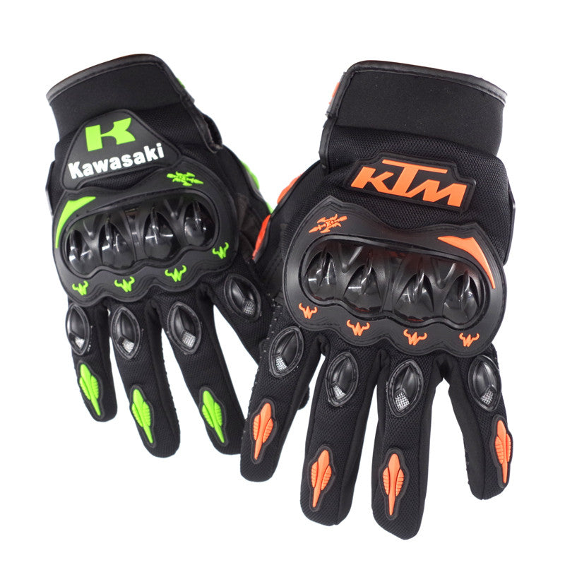 Hot Sale!! Summer Winter Full Finger motorcycle gloves gants moto
