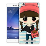 For Xiaomi Redmi 3 Case Cover Cartoon Plastic Back Cover Phone Case For Xiaomi Redmi 3