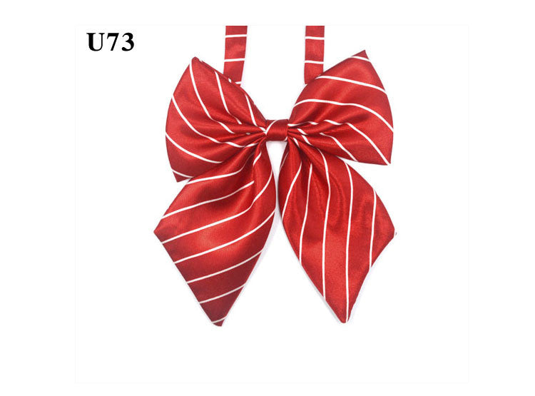 Hot Sale Bow Tie For Women High School Girl Student Cosplay Uniform