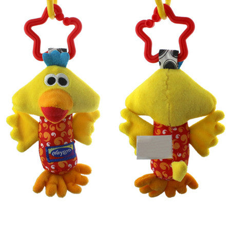 Best Price Kids Toys Rattle Tinkle Hand Bell Multifunctional Plush